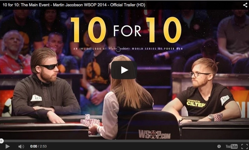 Online poker documentary youtube